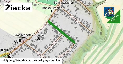 ilustrácia k Žiacka, Banka - 210m