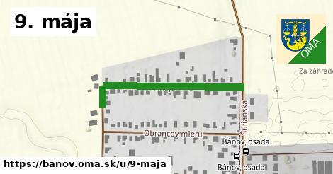 ilustrácia k 9. mája, Bánov - 311m