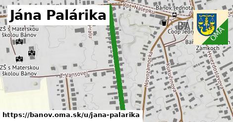 ilustrácia k Jána Palárika, Bánov - 370m