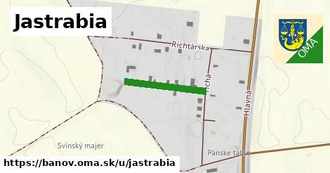 ilustrácia k Jastrabia, Bánov - 187m