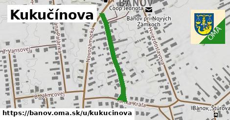 ilustrácia k Kukučínova, Bánov - 330m