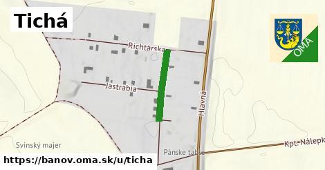ilustrácia k Tichá, Bánov - 165m