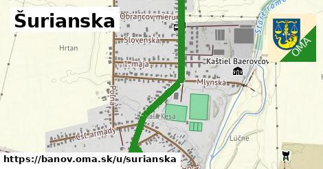 ilustrácia k Šurianska, Bánov - 1,15km