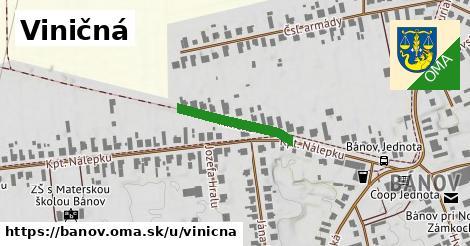 ilustrácia k Viničná, Bánov - 202m