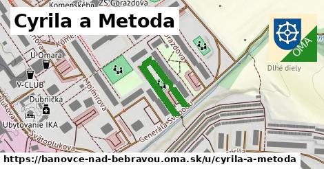 ilustračný obrázok k Cyrila a Metoda, Bánovce nad Bebravou
