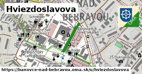 ilustrácia k Hviezdoslavova, Bánovce nad Bebravou - 173m