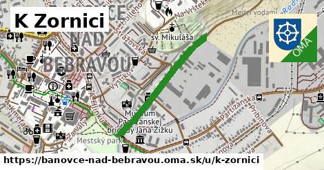 ilustračný obrázok k K Zornici, Bánovce nad Bebravou