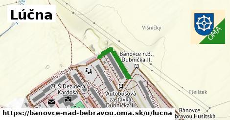 ilustrácia k Lúčna, Bánovce nad Bebravou - 158m