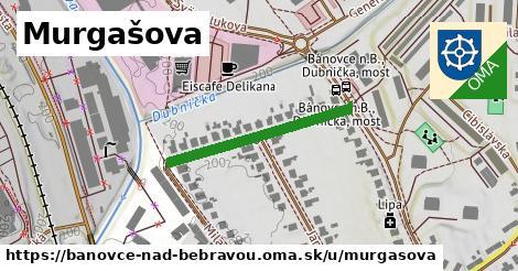 ilustrácia k Murgašova, Bánovce nad Bebravou - 279m