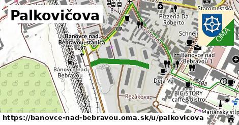 ilustrácia k Palkovičova, Bánovce nad Bebravou - 185m