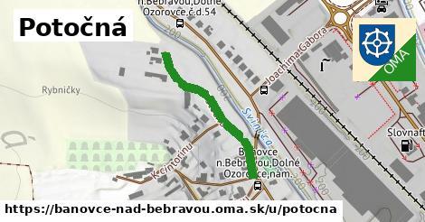 ilustračný obrázok k Potočná, Bánovce nad Bebravou