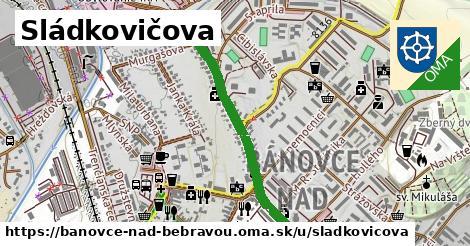 ilustrácia k Sládkovičova, Bánovce nad Bebravou - 0,80km