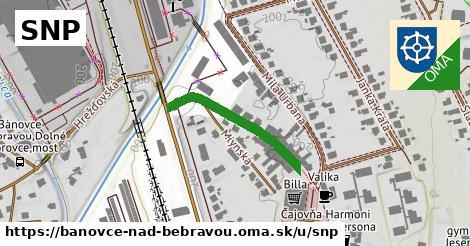 ilustrácia k SNP, Bánovce nad Bebravou - 251m