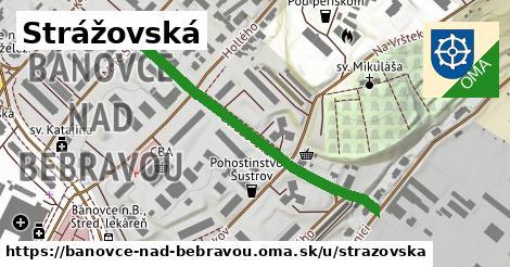 ilustračný obrázok k Strážovská, Bánovce nad Bebravou