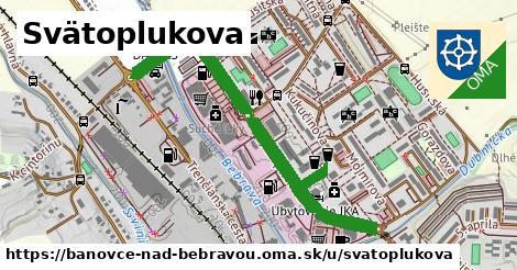 ilustrácia k Svätoplukova, Bánovce nad Bebravou - 2,0km