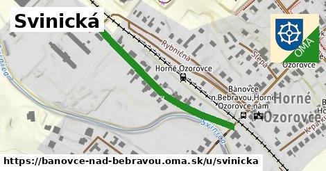ilustrácia k Svinická, Bánovce nad Bebravou - 390m