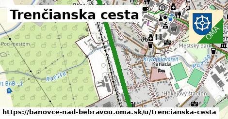 ilustrácia k Trenčianska cesta, Bánovce nad Bebravou - 3,5km