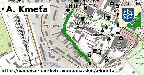 ilustrácia k A. Kmeťa, Bánovce nad Bebravou - 344m