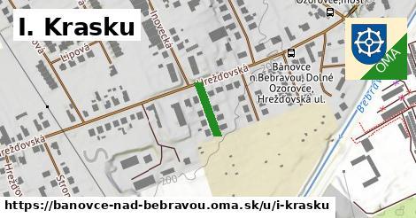 ilustrácia k I. Krasku, Bánovce nad Bebravou - 100m