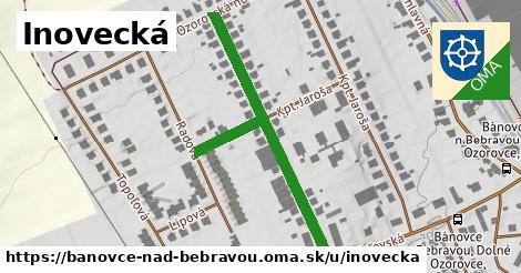 ilustrácia k Inovecká, Bánovce nad Bebravou - 500m
