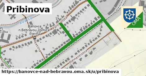 ilustrácia k Pribinova, Bánovce nad Bebravou - 695m