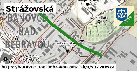 ilustrácia k Strážovská, Bánovce nad Bebravou - 437m