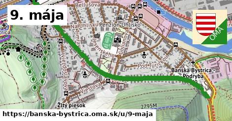ilustrácia k 9. mája, Banská Bystrica - 1,35km
