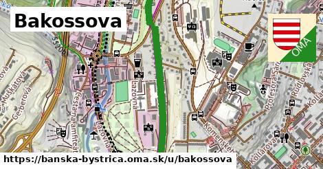 ilustračný obrázok k Bakossova, Banská Bystrica