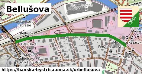 ilustračný obrázok k Bellušova, Banská Bystrica