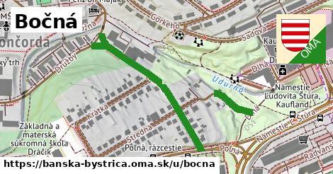 ilustrácia k Bočná, Banská Bystrica - 383m