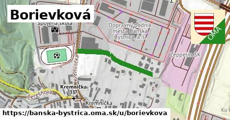 ilustračný obrázok k Borievková, Banská Bystrica