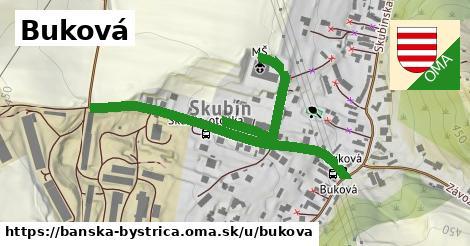 ilustrácia k Buková, Banská Bystrica - 434m