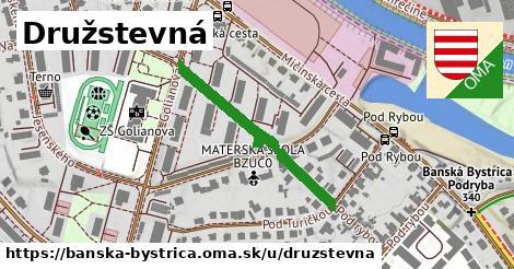 ilustrácia k Družstevná, Banská Bystrica - 317m