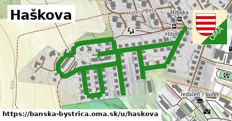 ilustračný obrázok k Haškova, Banská Bystrica