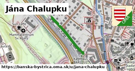 ilustračný obrázok k Jána Chalupku, Banská Bystrica