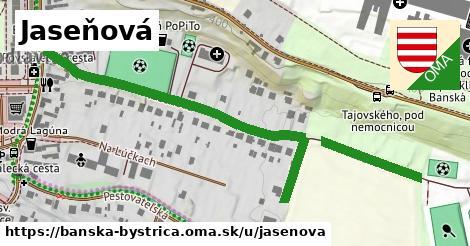 ilustračný obrázok k Jaseňová, Banská Bystrica