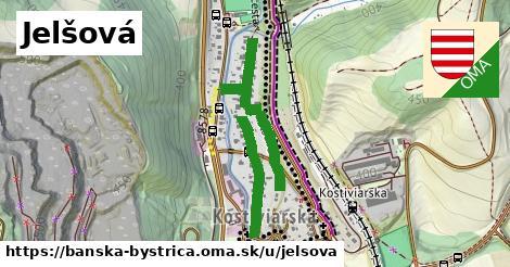 ilustračný obrázok k Jelšová, Banská Bystrica