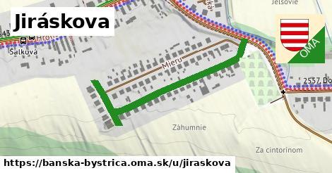 ilustrácia k Jiráskova, Banská Bystrica - 467m