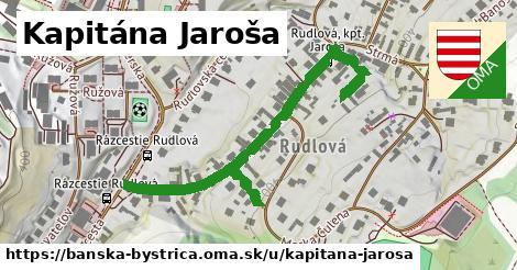 ilustrácia k Kapitána Jaroša, Banská Bystrica - 565m