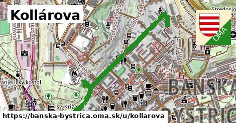ilustračný obrázok k Kollárova, Banská Bystrica