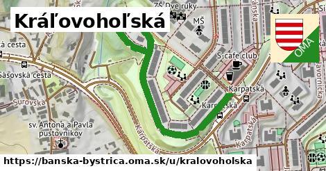 ilustračný obrázok k Kráľovohoľská, Banská Bystrica