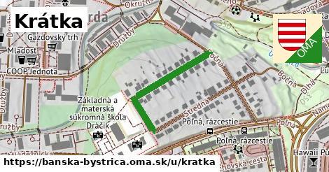 ilustračný obrázok k Krátka, Banská Bystrica