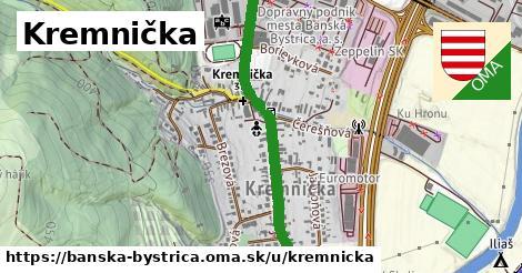 ilustračný obrázok k Kremnička, Banská Bystrica