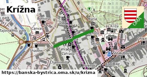 ilustračný obrázok k Krížna, Banská Bystrica