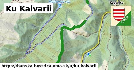 ilustrácia k Ku Kalvarii, Banská Bystrica - 2,2km