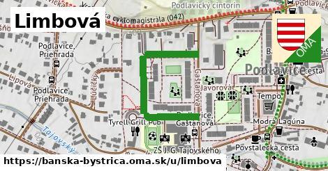 ilustrácia k Limbová, Banská Bystrica - 394m