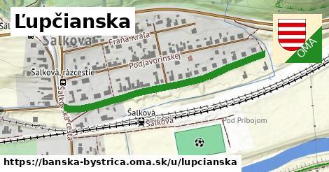ilustrácia k Ľupčianska, Banská Bystrica - 470m
