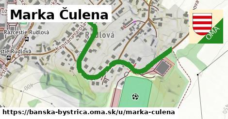 ilustrácia k Marka Čulena, Banská Bystrica - 415m