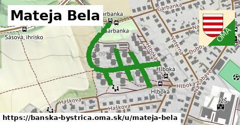 ilustračný obrázok k Mateja Bela, Banská Bystrica