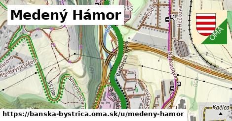ilustračný obrázok k Medený Hámor, Banská Bystrica